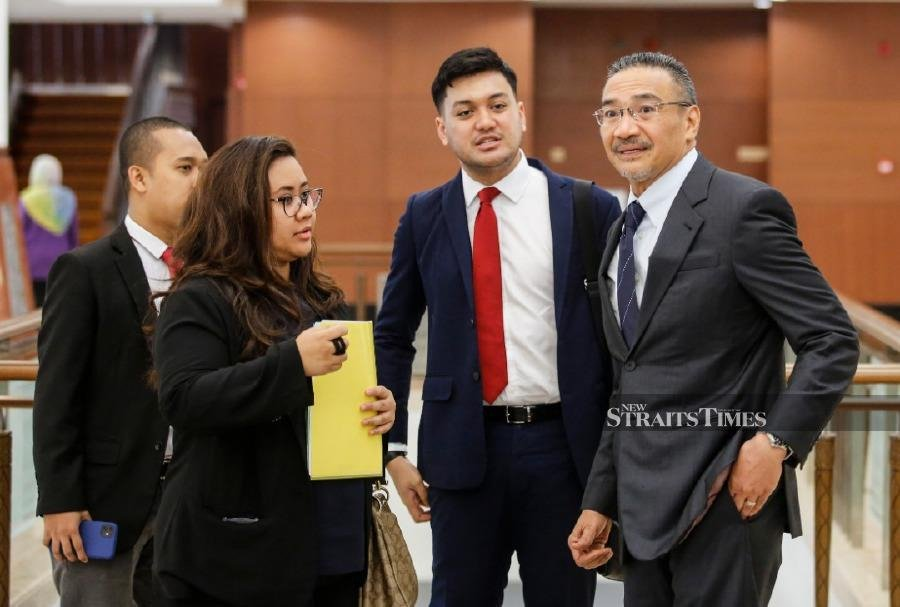 Defence White Paper disappointing and worrying, says Hishammuddin