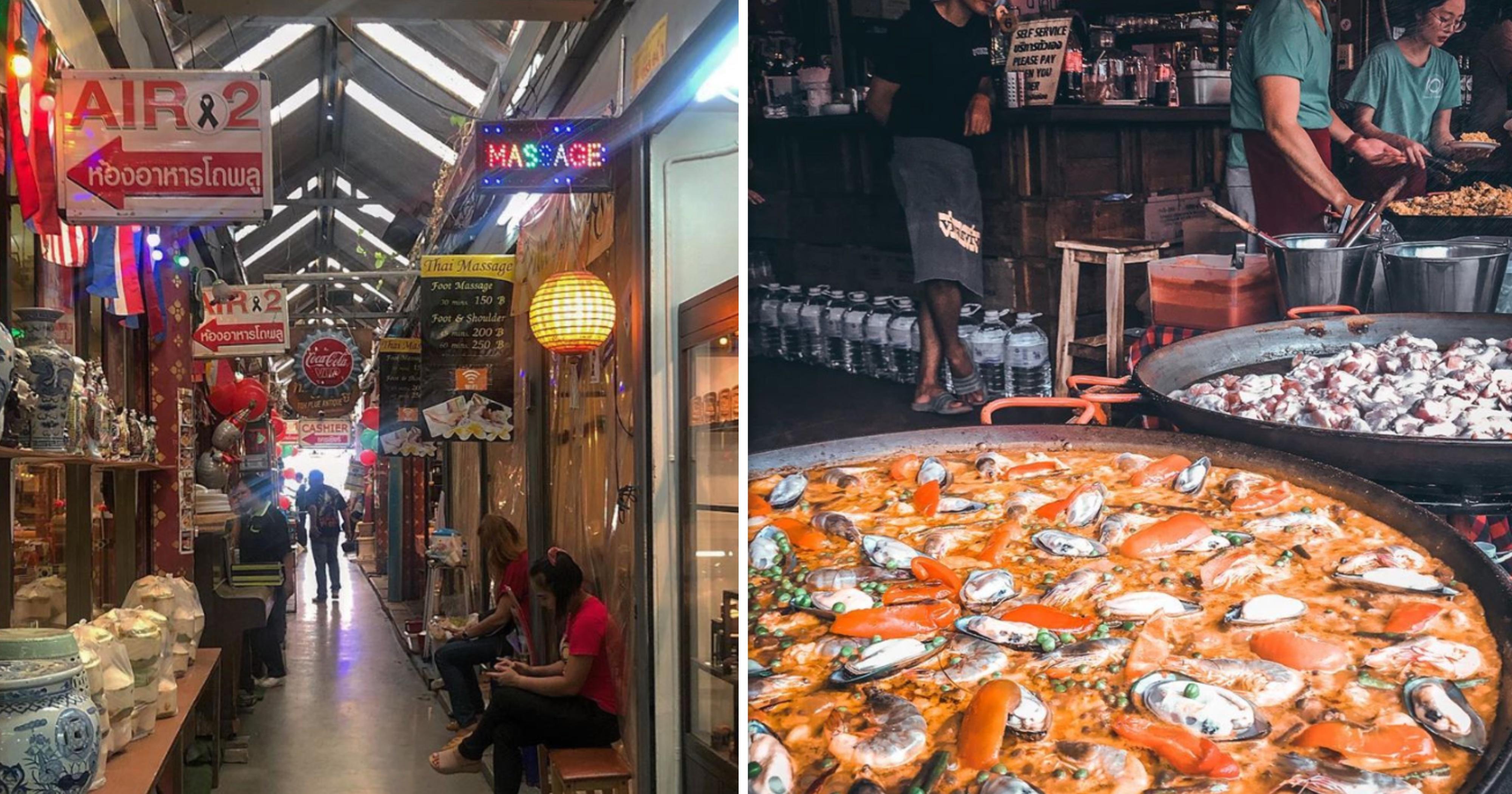 Bangkok's Chatuchak Market coming to S'pore, Feb. to May, 2020