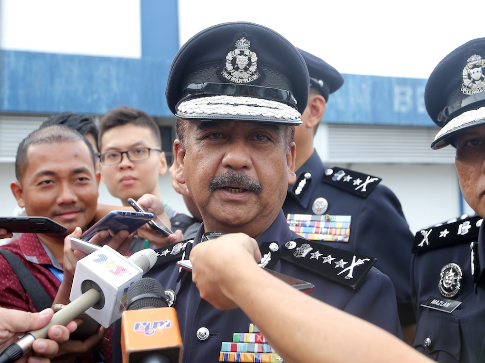 Seven give statements to Perak police on return of Chin Peng's ashes
