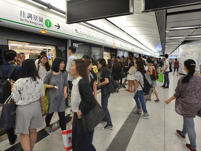 港铁:黄埔站如常开放 个別出入口暂时关闭