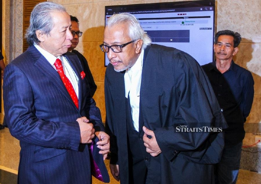 By-election on the cards as Anifah Aman loses appeal over Kimanis seat