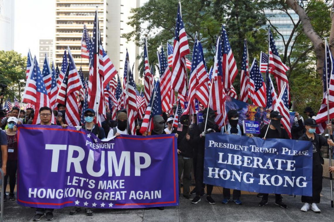 China suspends visits by US warships to Hong Kong, over US Bills that support protesters