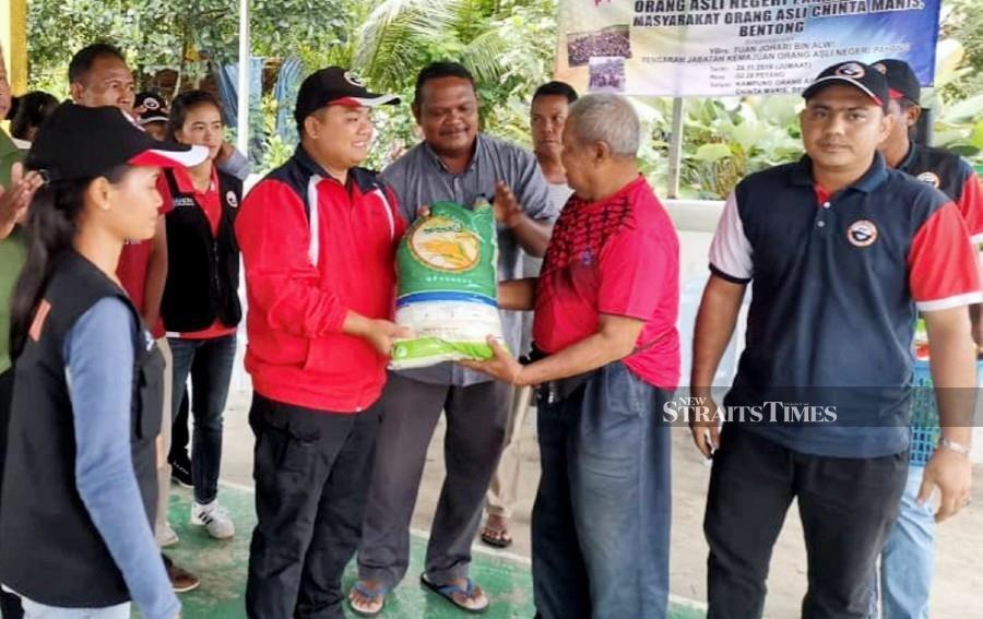Jakoa sets up volunteer team to help Orang Asli