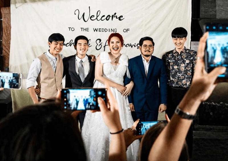 Bride in Thailand invites ex-boyfriends to wedding, stirs debate online