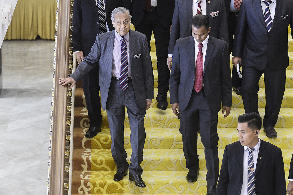 Dr M: Emphasis on STEM, TVET to strengthen manpower resources