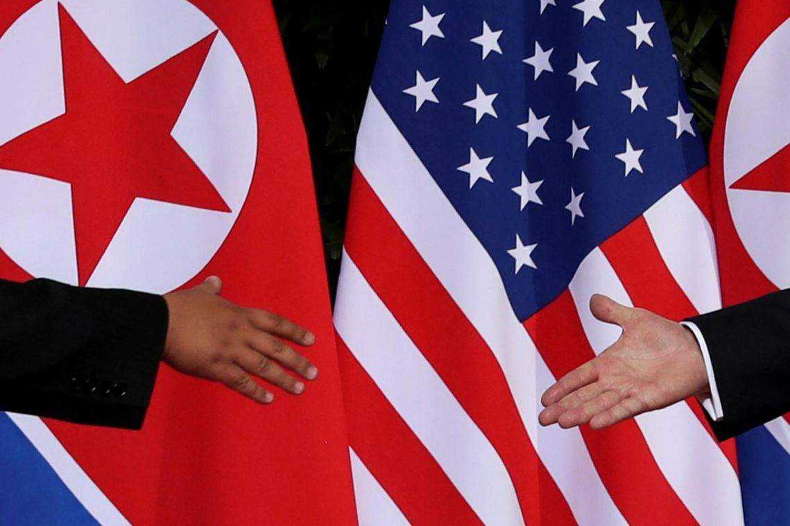 North Korea says up to US to decide what 'Christmas gift' it wants: KCNA