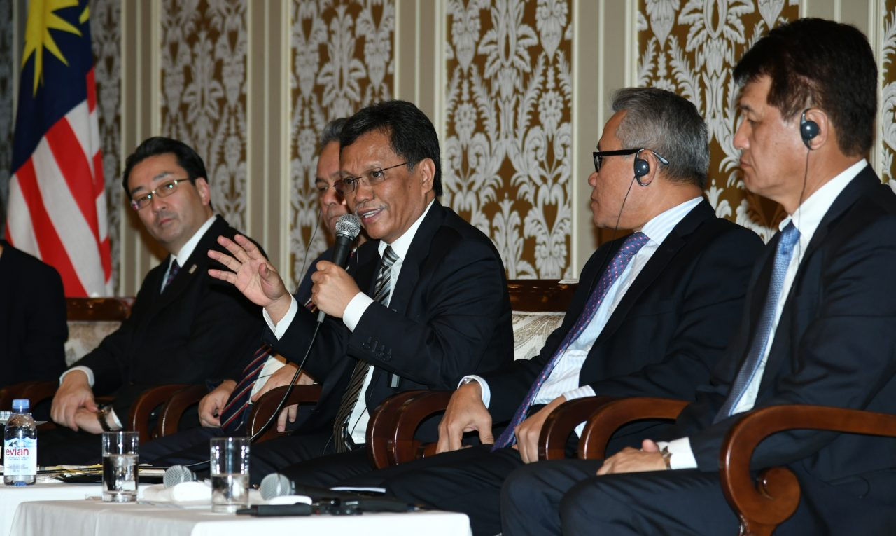 Shafie urges Toyota to open factory in Sabah