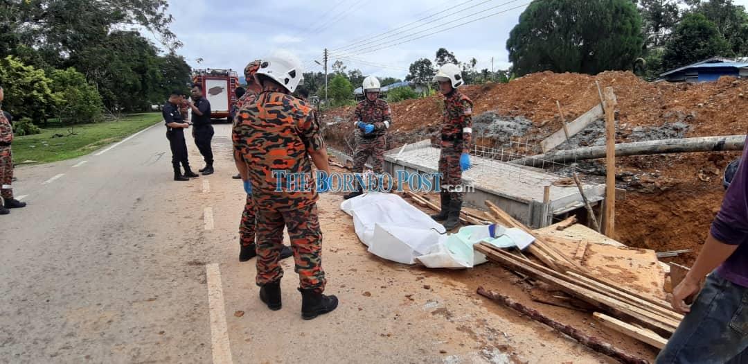 33-year-old man killed in landslide at Kampung Bunan in Serian