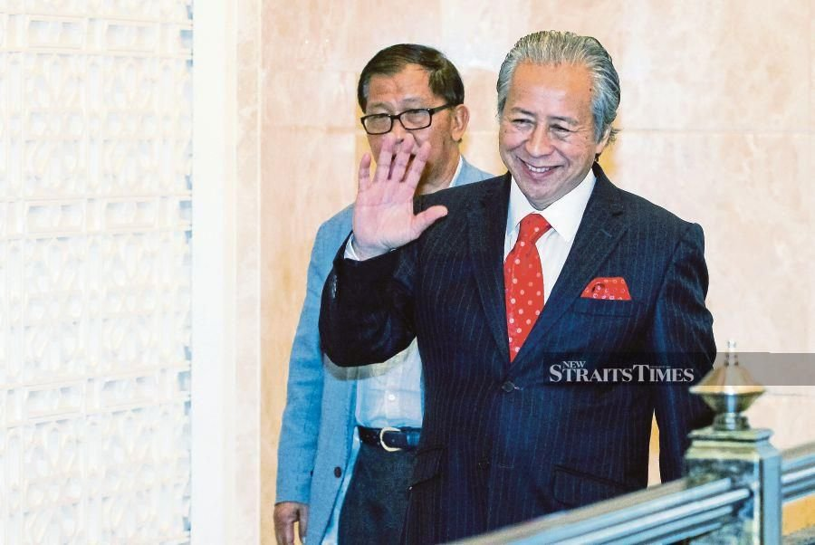 'Court right to nullify Anifah's GE14 win'
