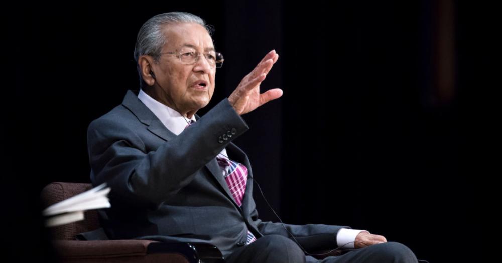 Mahathir blames 'selfish' PPBM members for huge by-election loss