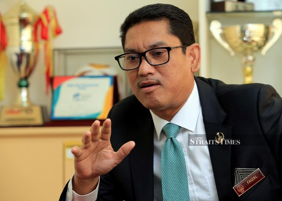 Perak MB: Transfer of state secretary under KSN's jurisdiction