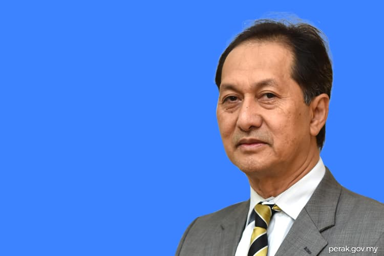 Perak state secretary transfer not MB's decision