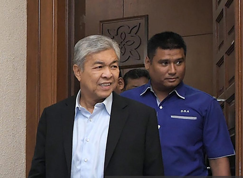 Zahid signed 51 cheques worth RM31m, says witness