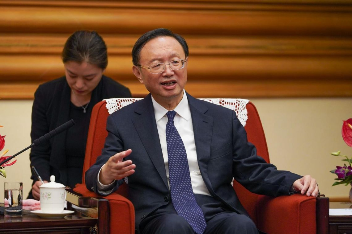 China's top diplomat Yang Jiechi says China, US must boost strategic communication