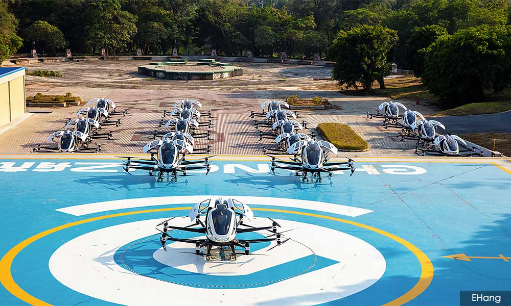 Flying car and entrepreneurship