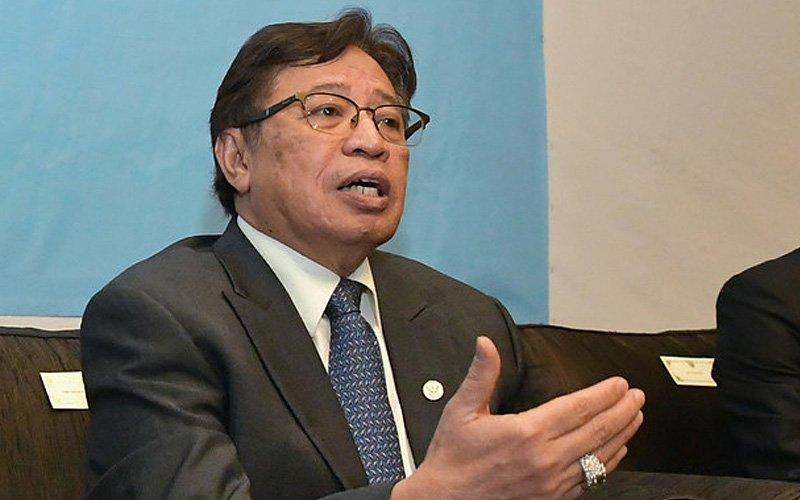 Mind your own business, CM tells Sarawakians