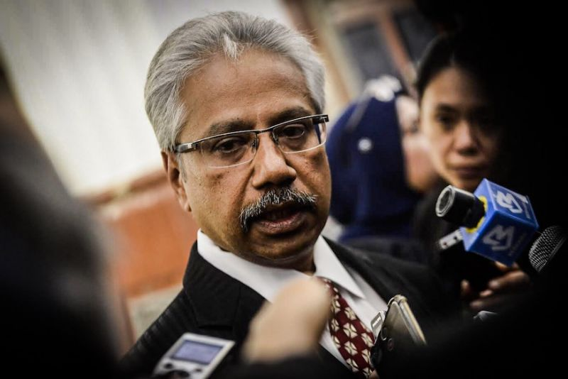 Waytha now demands apology from Tajuddin over Hindu holy ashes remark in Parliament