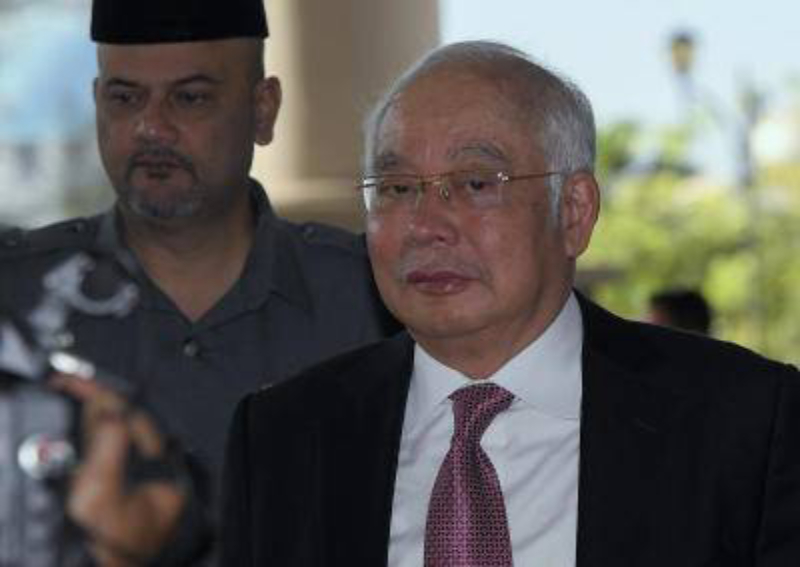 Najib: I only knew about $1.4 billion in my bank account after MACC took my statement