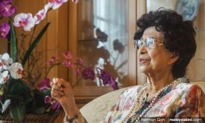 Protect loved ones with influenza vaccine - Siti Hasmah