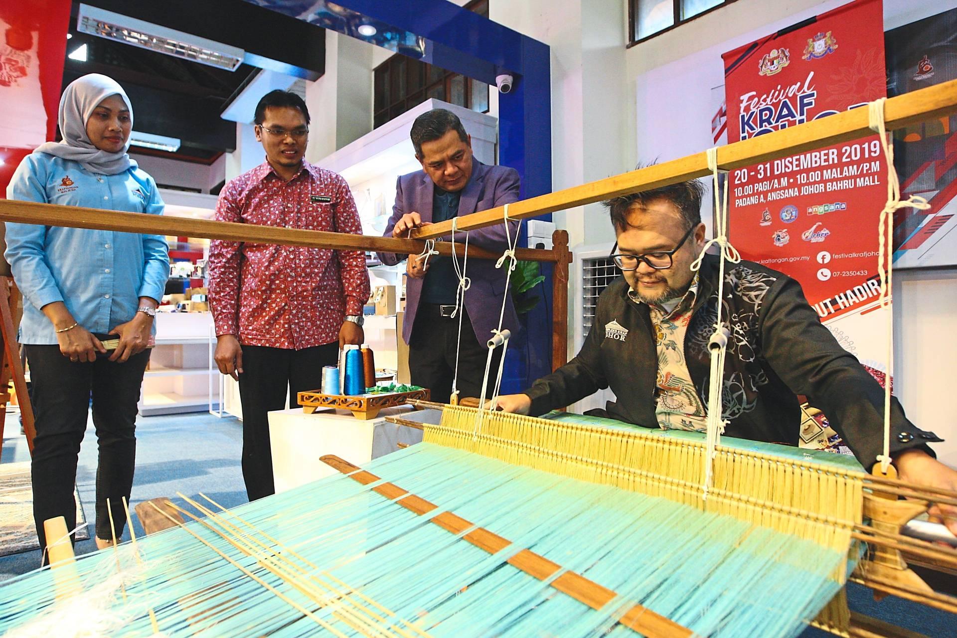 RM7.5mil sales target for craft festival