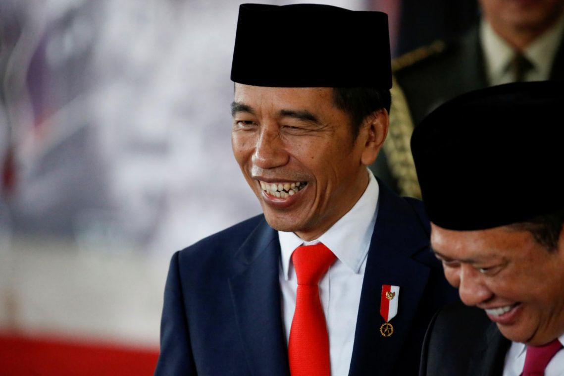 'Honour not only for me, but also for Indonesia': The Straits Times Asian of the Year Joko Widodo