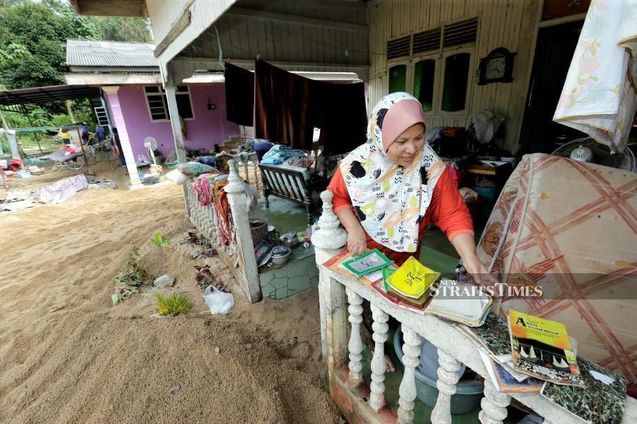 Kelantan flood situation improves
