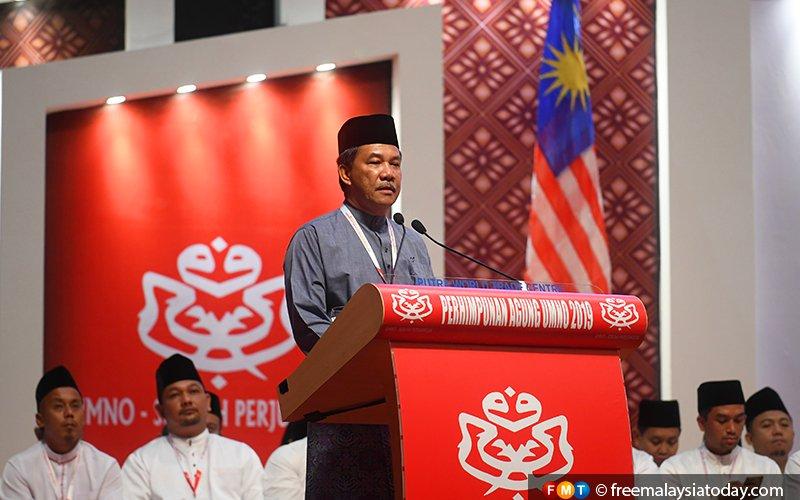 Radical alignment key to returning Umno to basics, says Tok Mat