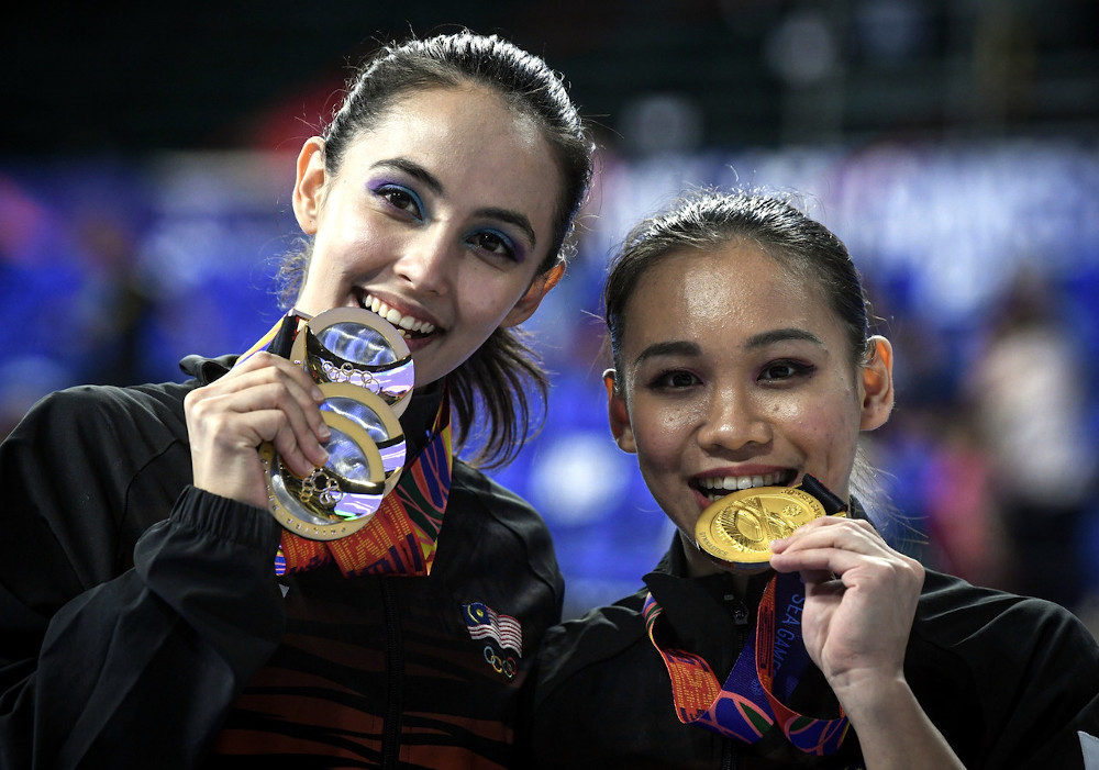 Mediocre year marked by retirement of two Malaysian sporting icons
