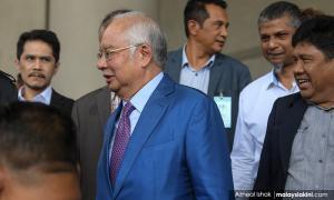 Najib takes aim at testimonies of Husni, Suboh