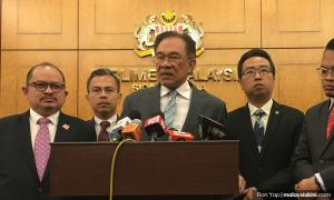 Anwar: Party saboteurs will be sacked