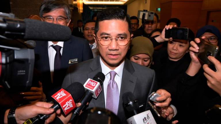 Azmin given nod to open PKR wings' congresses