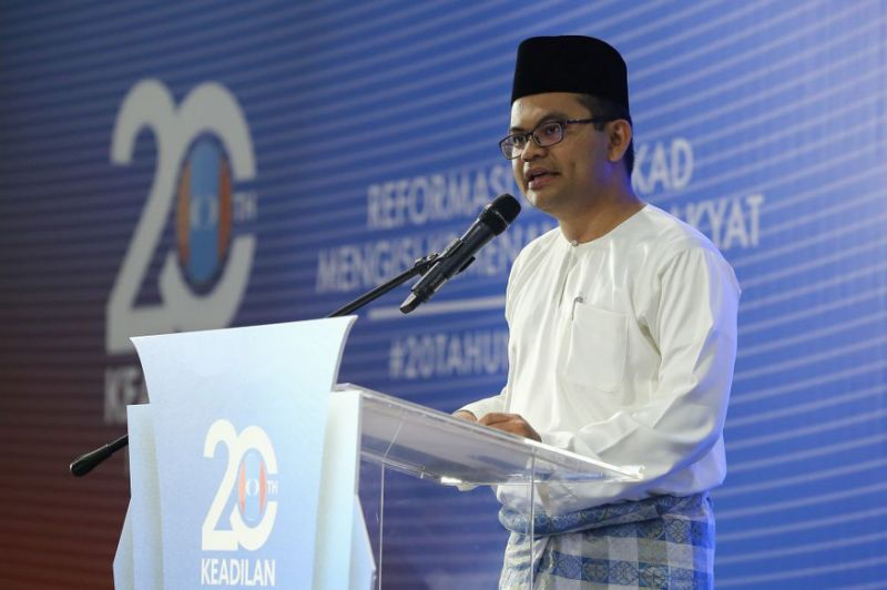 PKR Youth leaders blame each other for ruckus at party congress