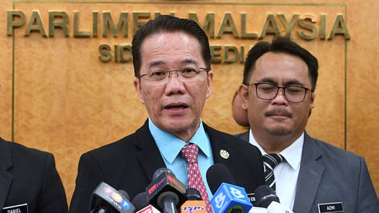 All PH MPs have declared assets: Liew