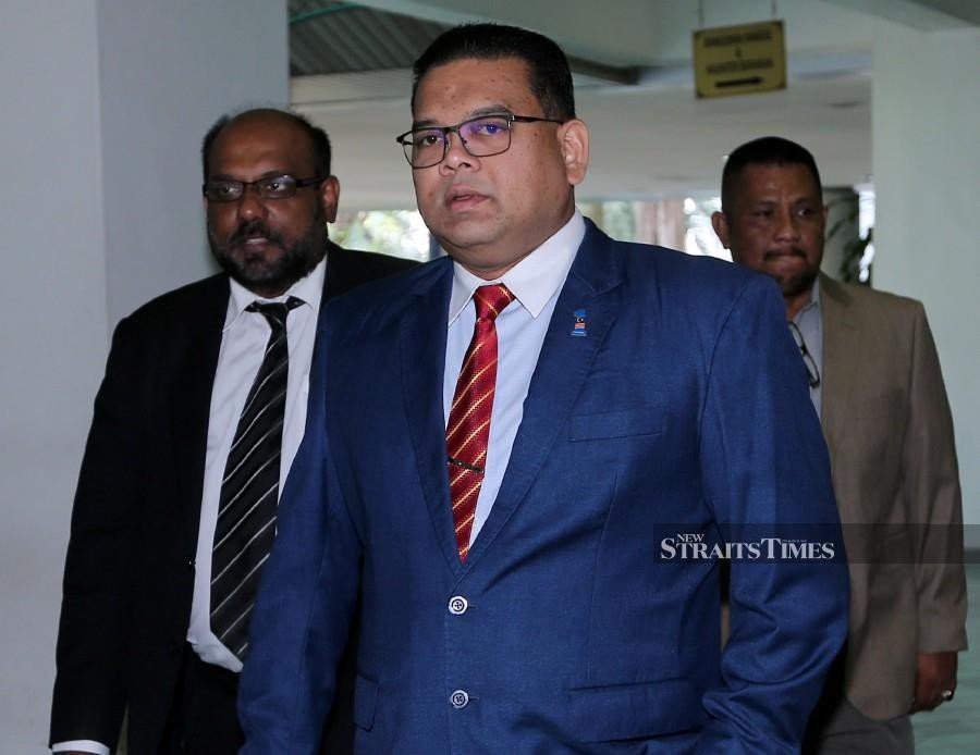High Court to hear Lokman Adam's application to set aside leave for committal proceedings