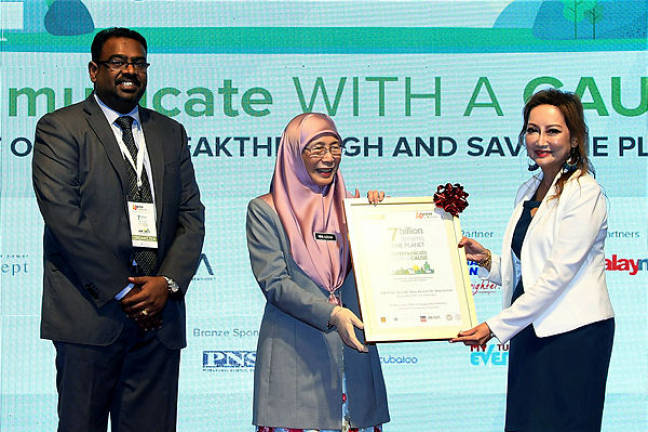 Communication the way to unity, says Wan Azizah
