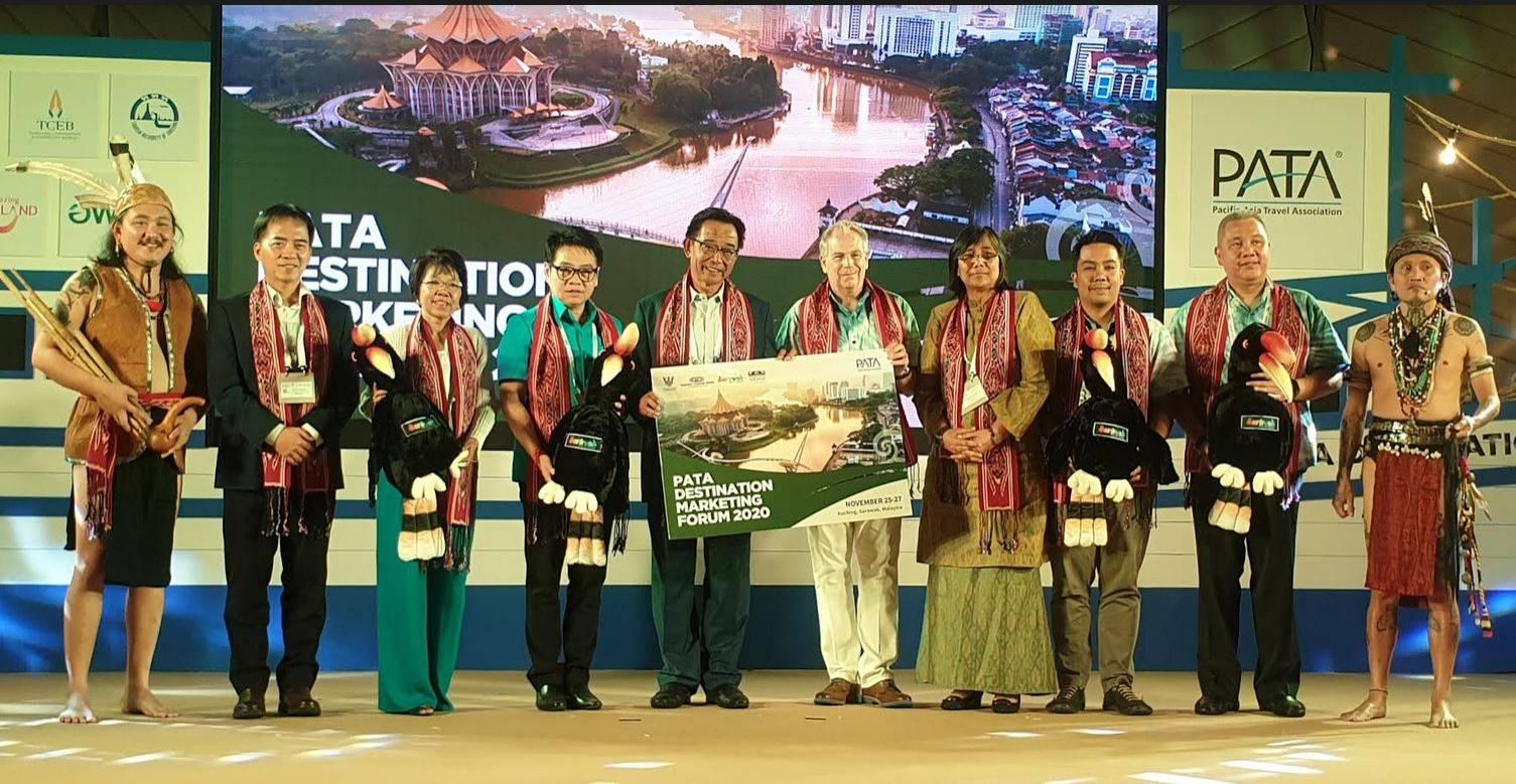 Sarawak to hold PATA destination marketing forum in 2020