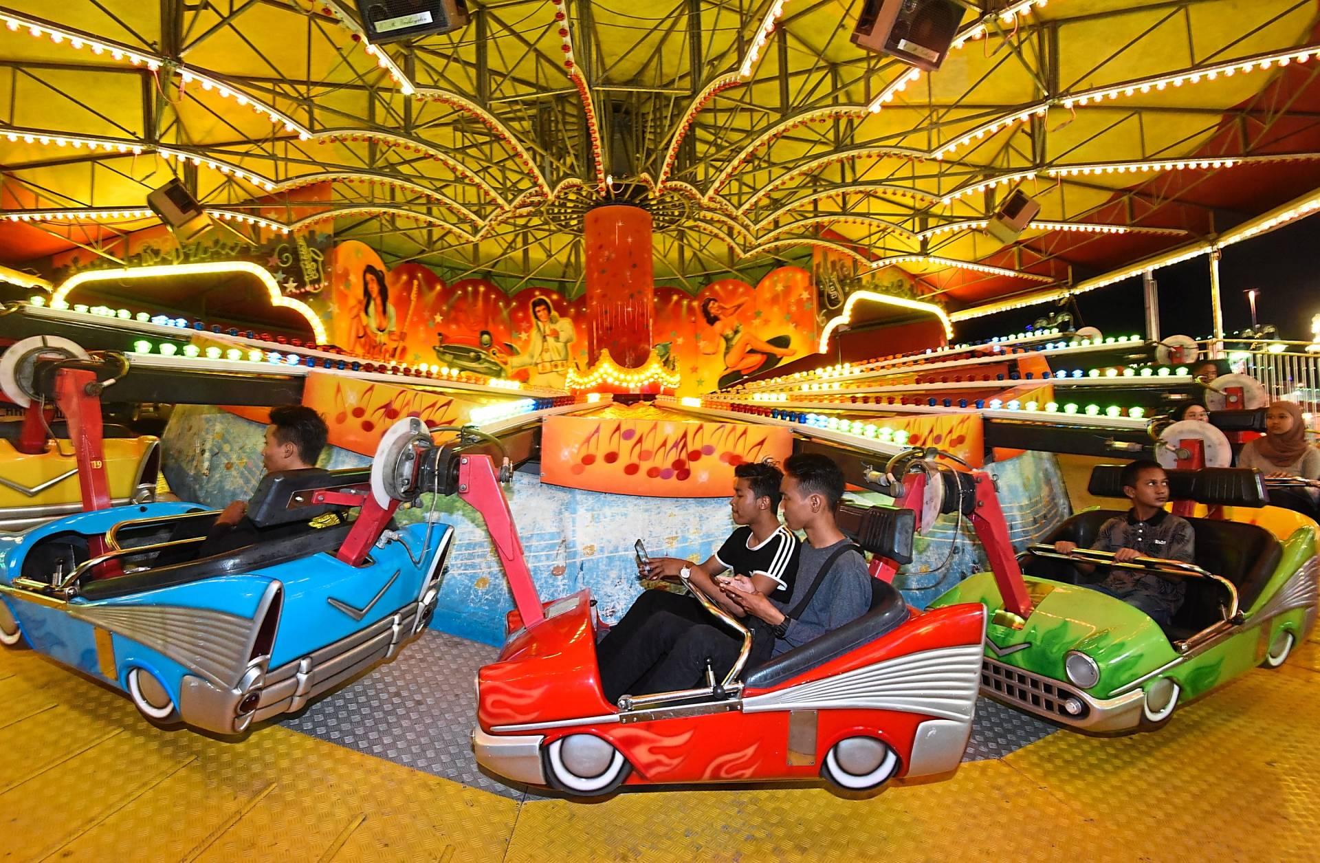Five decades of fiesta fun