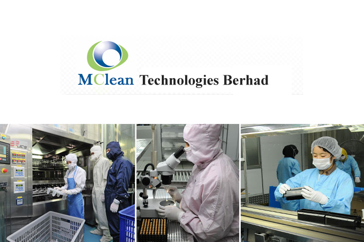MClean sees 8.95% of its shares traded off-market