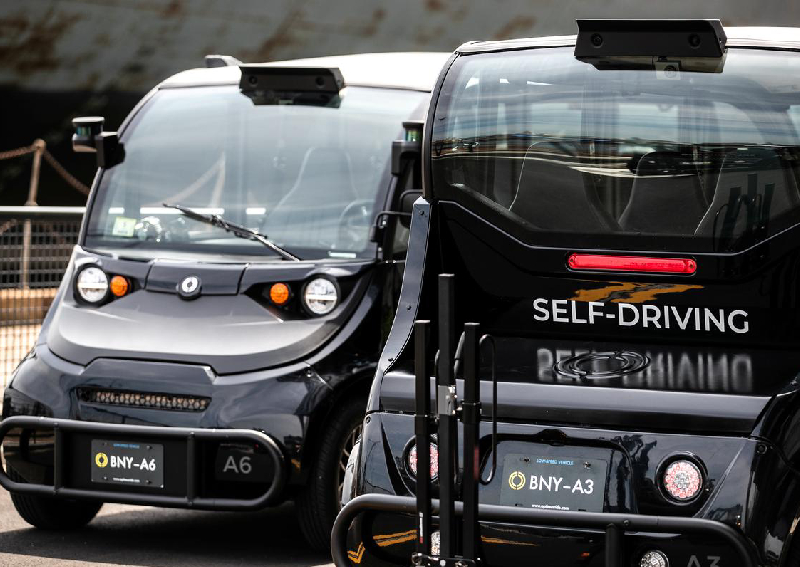 Western, Chinese consumers divided on electric, self-driving cars: Survey