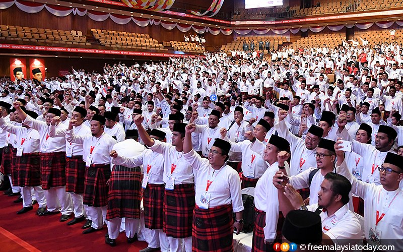 Communist elements have infiltrated Putrajaya, claims Terengganu Umno rep