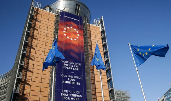 EU on brink: Bloc faces worst-ever recession as UK economy predicted to crumble