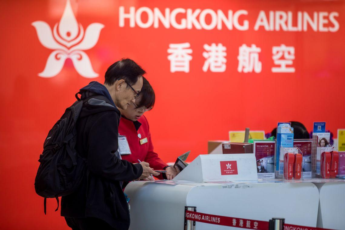 Hong Kong air transport regulator refrains from suspending Hong Kong Airlines' licence