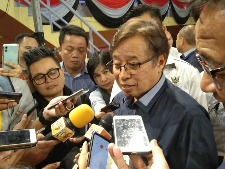 CM: RM500 special assistance to be given only to federal civil servants working in Sarawak