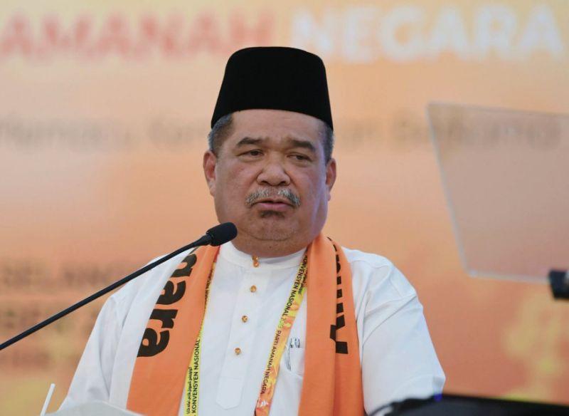 Mat Sabu and Salahuddin remain as Amanah president, deputy