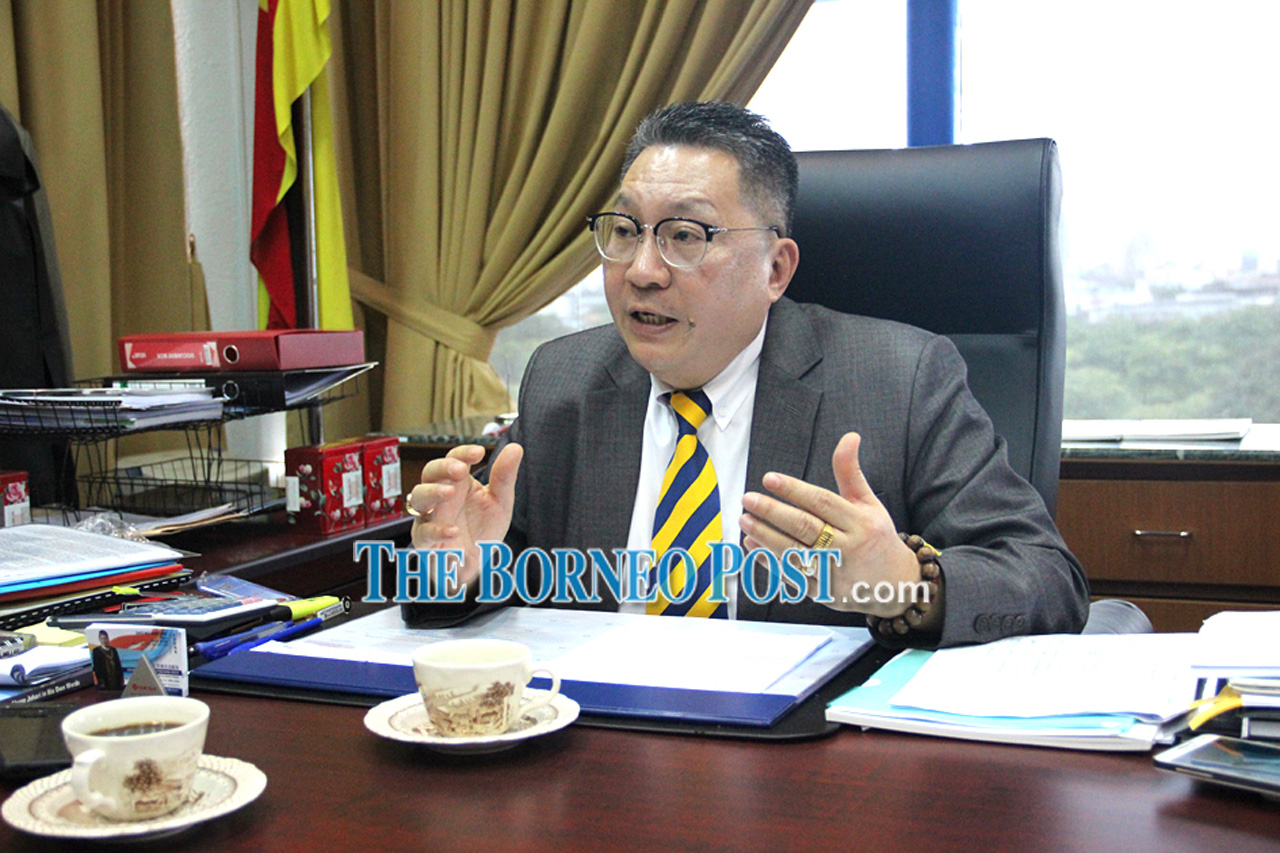 Local authorities link up for Kuching's good