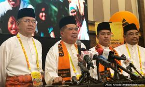 Amanah ready to face 'ultra-ethno nationalists' and 'hyper-liberals'