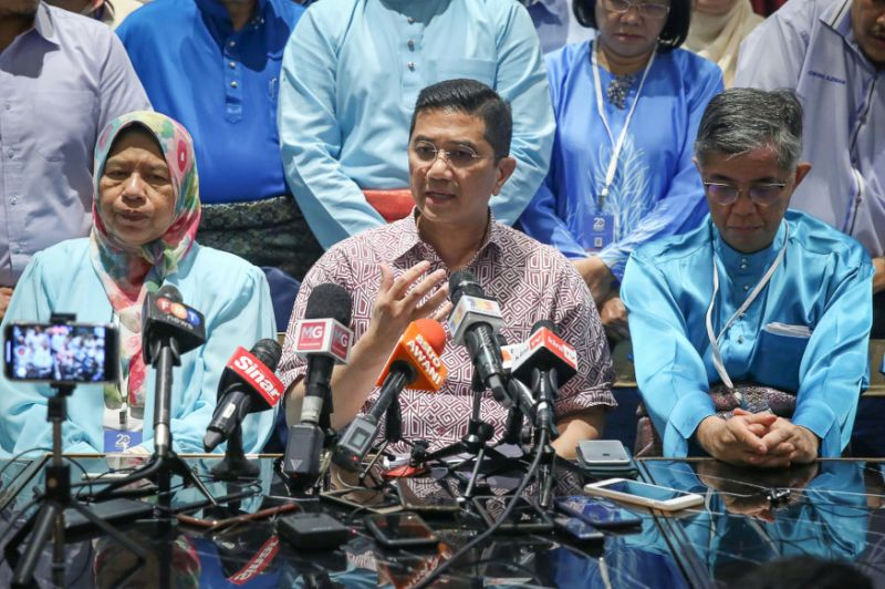 Only those feeling guilty will talk about being sacked, says PKR sec-gen