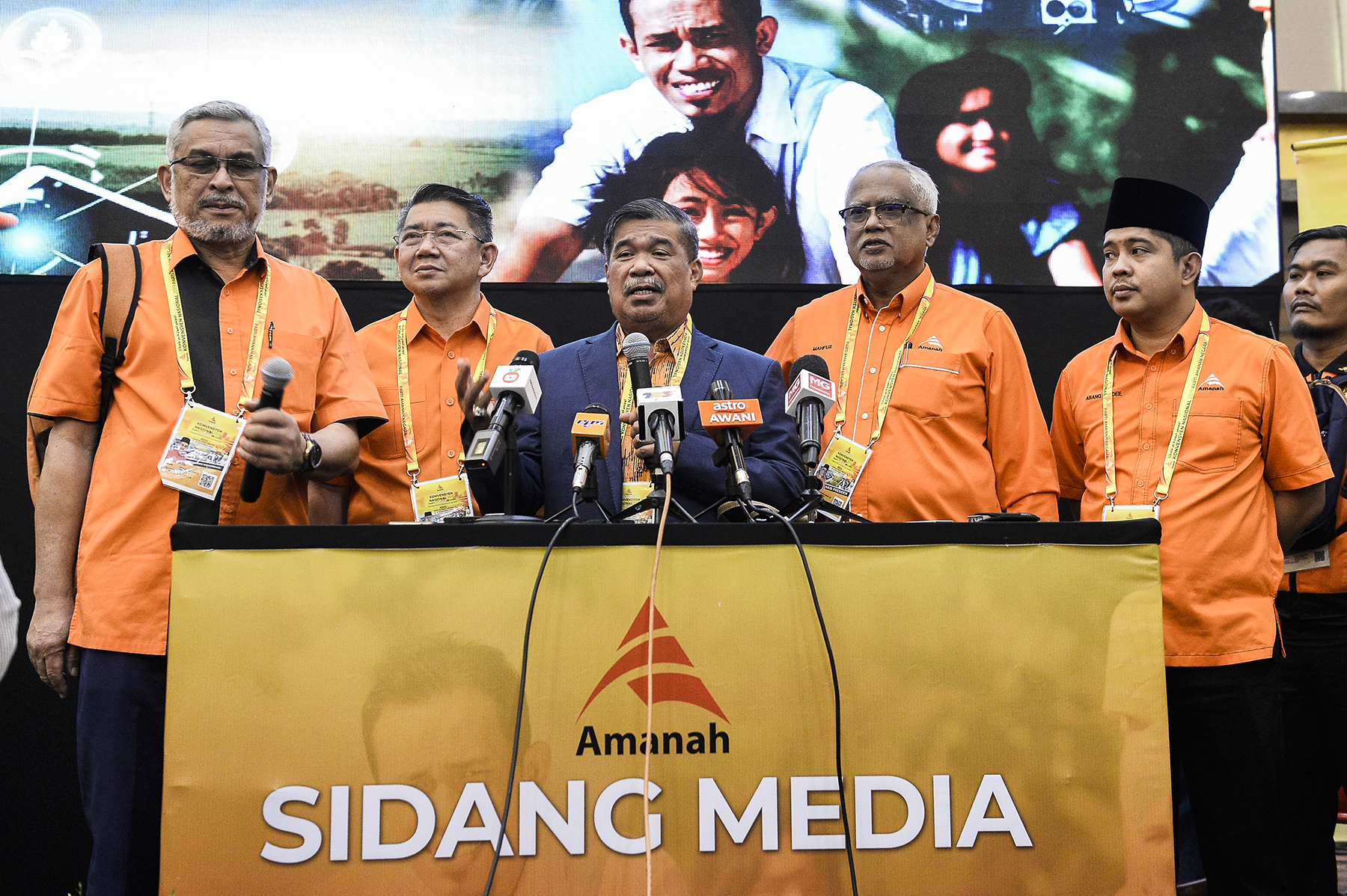Amanah to complete filling national leadership posts on Dec 10