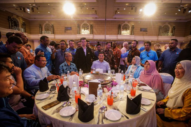 At 'mirror congress', PKR's Hilman says party in crisis