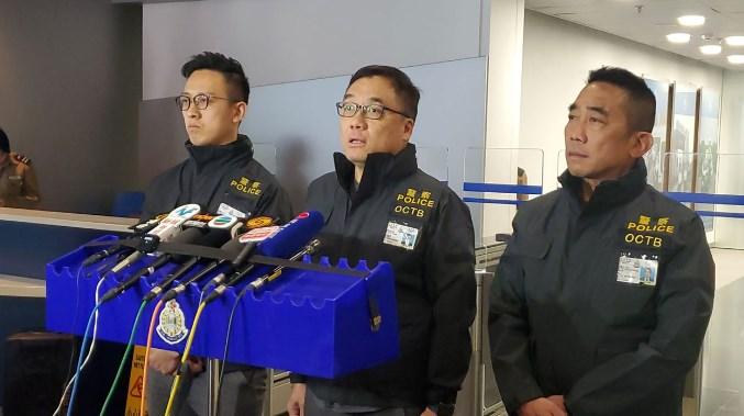 警力被摊分·抢劫升97% 港示威炽烈恶匪趁火打劫
